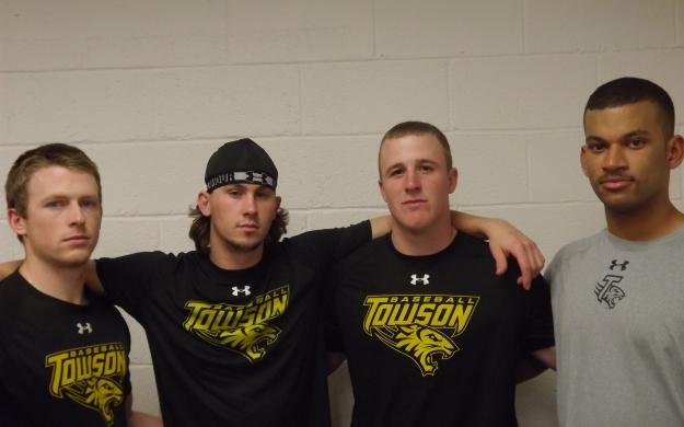 Towson Tigers baseball