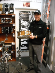 Keith Larsen, Mid-Atlantic Drum