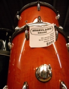 Maryland Drum Company maple wood drums